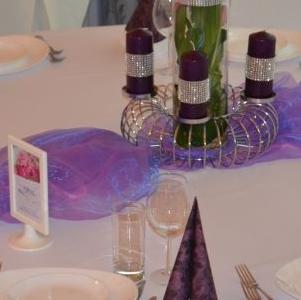dekoracje fioletowe 04