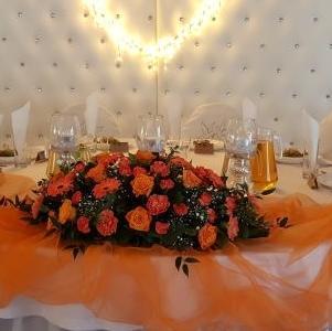dekoracje pomaranczowe 05
