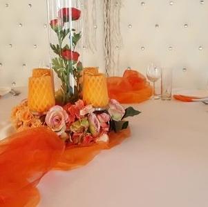 dekoracje pomaranczowe 11